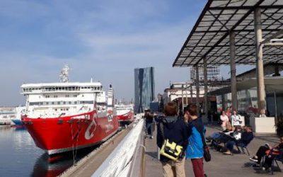 De la Méditerranée au quai du port, agir pour la qualité de l'air (source Atmosud)