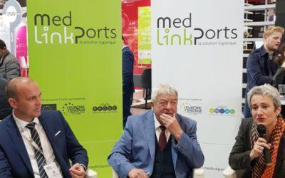 Le port de Toulon et SNCF Réseau confirment leur adhésion à Medlink Ports (source l'antenne)