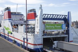 Stena Line's Battery Hybrid Ship Completes 1st Month of Operation (source worldmaritimenews.com)