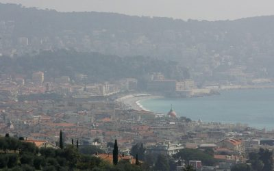 Le Nord de l'Italie, les grandes villes, le pourtour de la Méditerranée… L'air le plus pollué d'Europe se trouve tout près de chez nous (source Var Matin)
