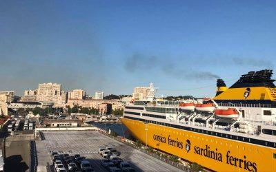 La pollution de l'air n'est toujours pas mesurée dans le port de Toulon, on nous a expliqué pourquoi (source Var Matin)