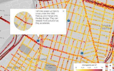 Pollution de l'air : Google propose aux villes un outil pour la mesurer et la réduire (source futura sciences)