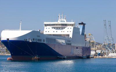 Pourquoi l'arrêt du fret maritime avec la Turquie est un coup (très) dur pour les ports de Toulon (source Var Matin)