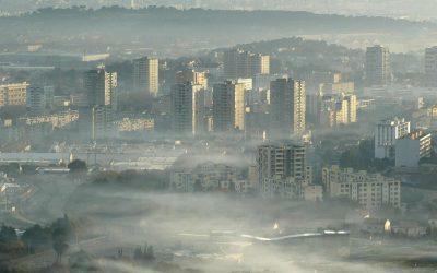 Le Var épinglé pour sa pollution aux particules fines (Source Var Matin)