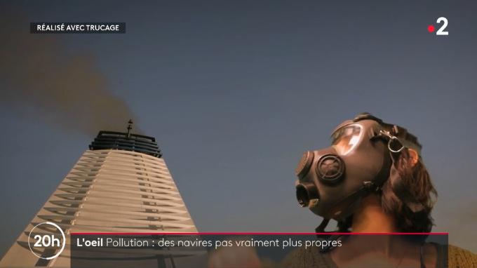 Pollution : l'air ou la mer ? (source franceinfo)